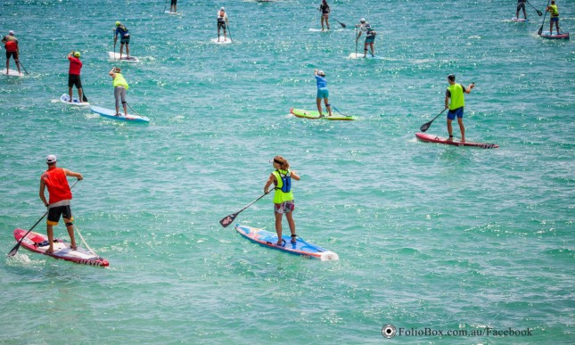 Fig2Fig stand up paddle