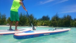 Inflatable Stand Up Paddleboard Starboard SUP