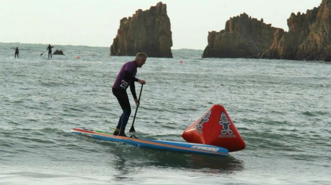 Jersey SUP stand up paddle