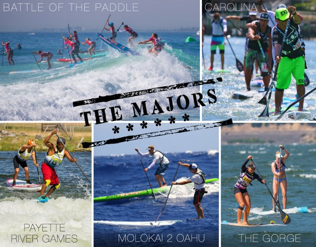Major Stand Up Paddle Races