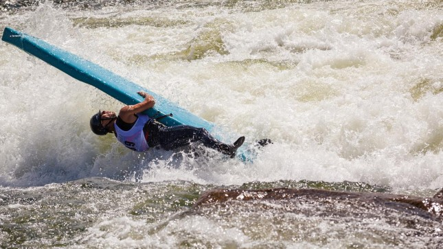 Payette River Games race