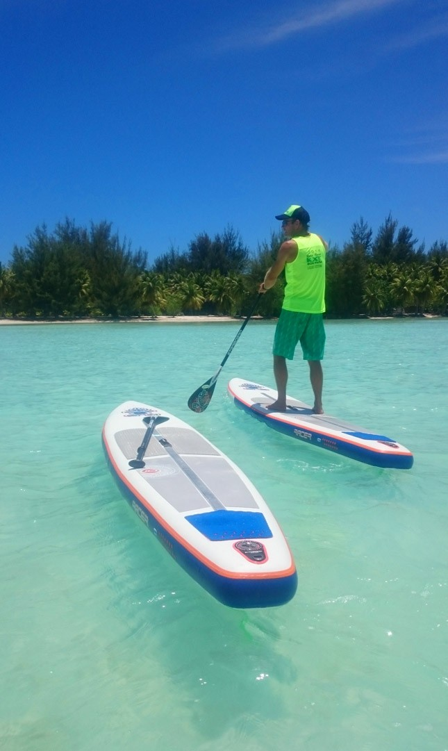 Starboard Racer Inflatable Stand Up Paddleboard