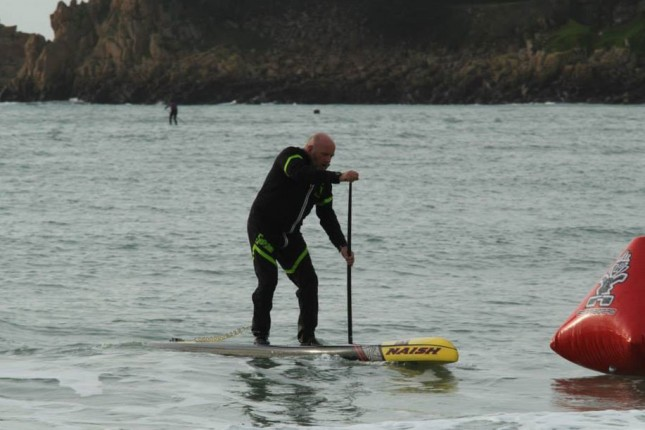 Stand Up Paddle on Jersey