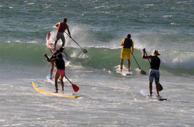 Stand Up Paddling South Africa