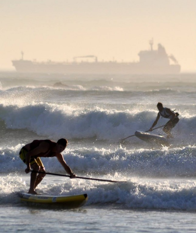 Stand Up Paddling in South Africa