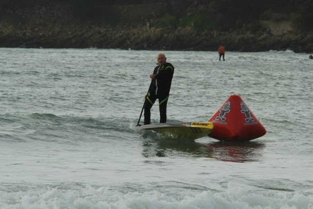 Stand Up Paddling on Isle of Jersey
