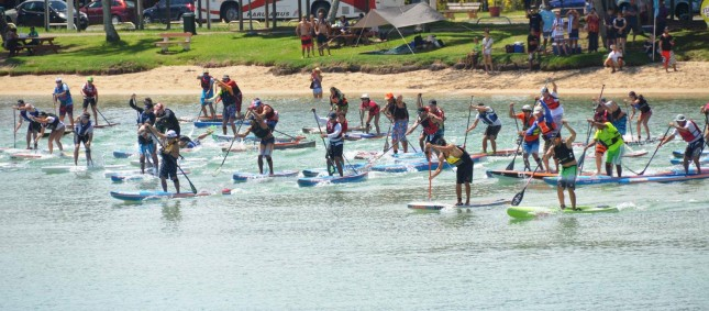 New-Caledonia-Stand-Up-Paddle-Race
