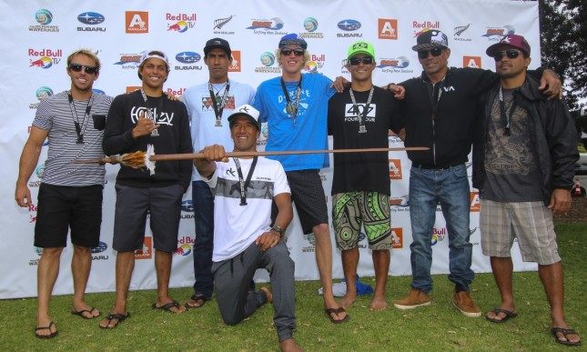 Ultimate Waterman new zealand 2015