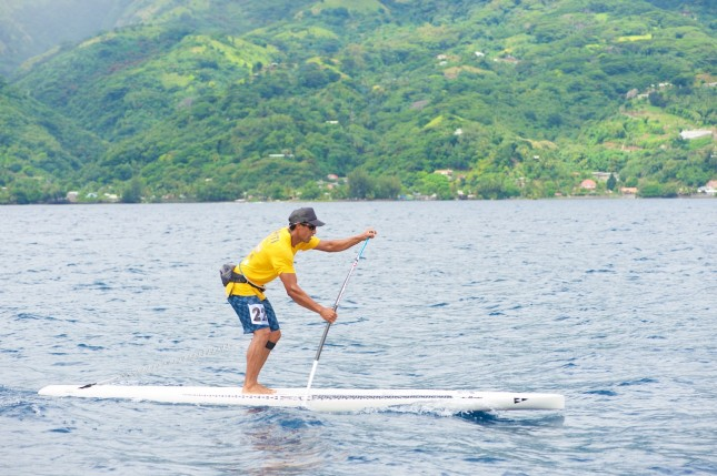 Air France Paddle Festival SUP Tahiti