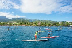 Air France Paddle Festival SUP Tahiti (2)