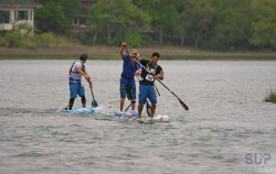Carolina Cup stand up paddle race 2015