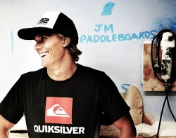 Jamie Mitchell JM paddleboards SUP