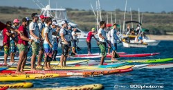 Molokai 2 Oahu Stand Up Paddleboard race
