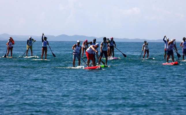 Rincon Beachboy stand up paddle (4)
