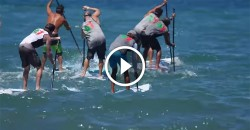 Stand Up Paddling video Rogue Sayulita