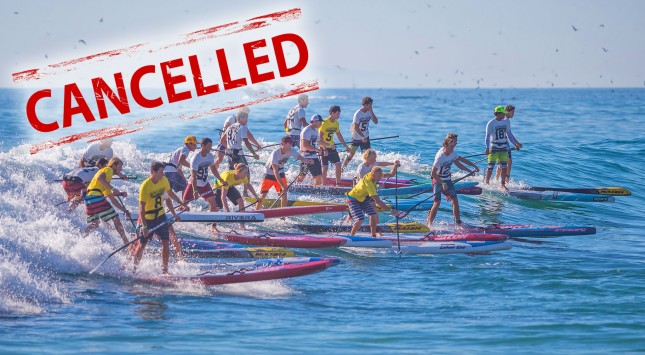 Battle of the Paddle has been cancelled