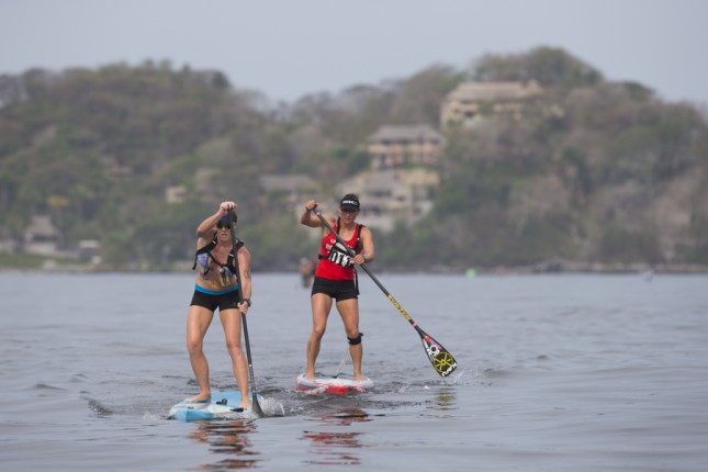 Candice Appleby ISA SUP World Champion
