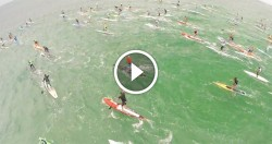 Carolina Cup SUP Race video