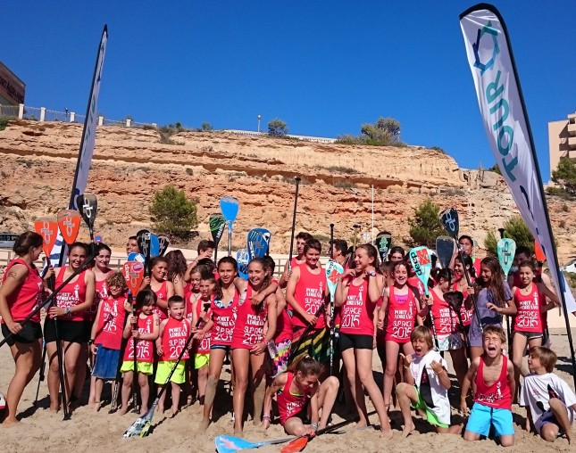 Port Adriano SUP Race