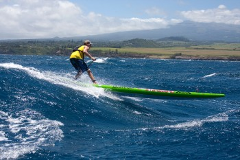 OluKai race Connor Baxter