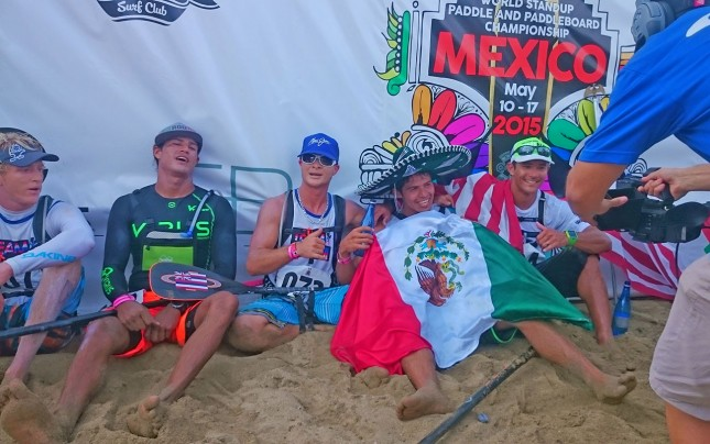 SUP World Championships in Mexico