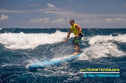 Travis Grant OluKai race