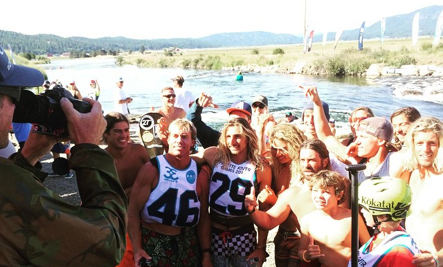 Payette River Games thank you