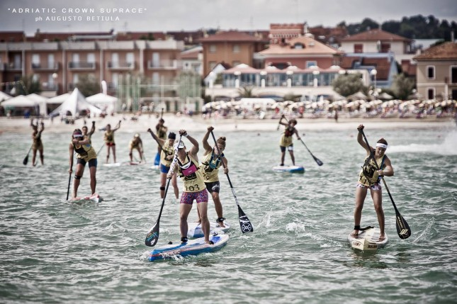Adriatic Crown SUP Race Italy