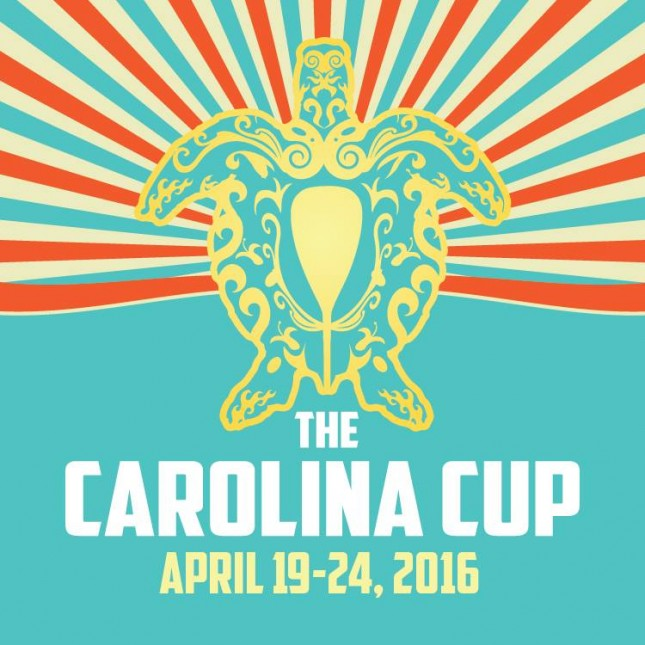Carolina Cup stand up paddle race 2016