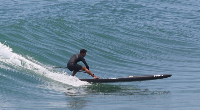 Dave Boehne SUP stand up paddling