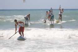 Italia Surf Expo SUP Race