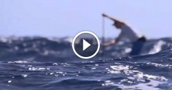 Molokai to Oahu stand up paddleboard race