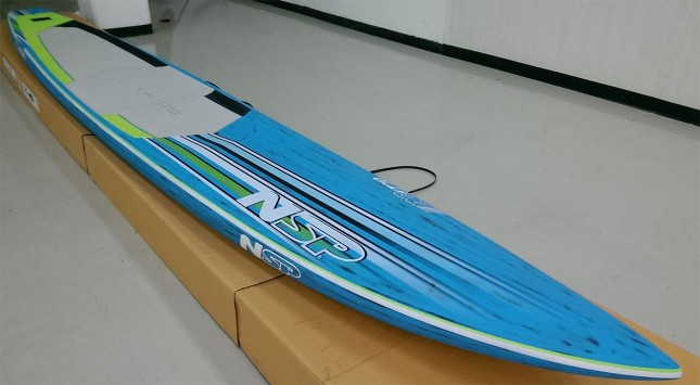 NSP unlimited SUP race board