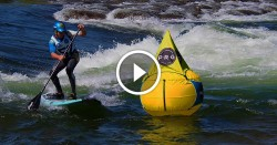 Payette River Games CBS TV broadcast replay