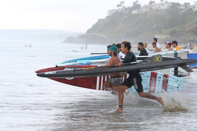 stand up paddle race california
