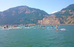 Gorge Paddle Challenge Hood River Oregon