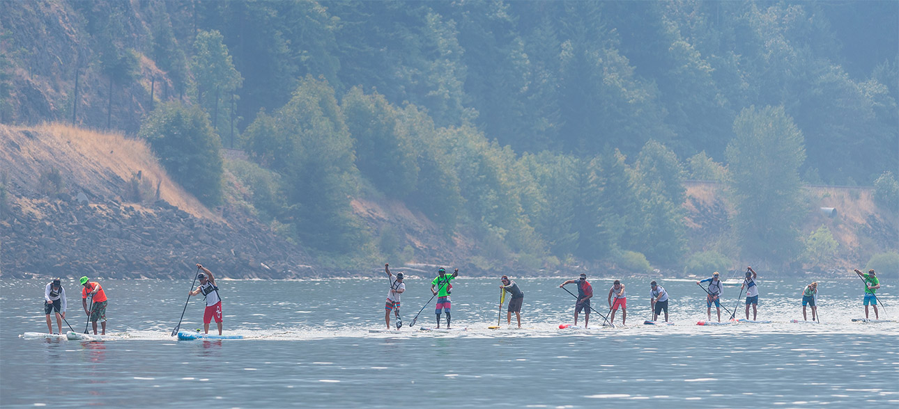 Gorge Paddle Challenge Hood River results
