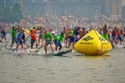 Gorge Paddle Challenge SUP race
