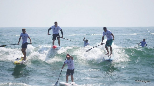 stand up paddling Japan Cup 12
