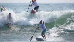 stand up paddling Japan Cup 4