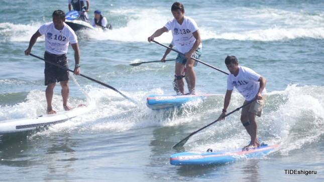 stand up paddling Japan Cup 6