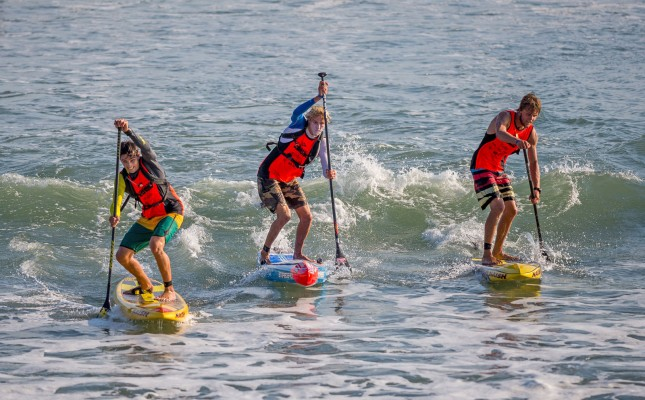 Naish SUP Team