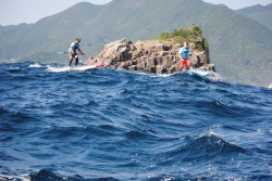 Kumano Stand Up Paddle Race Japan