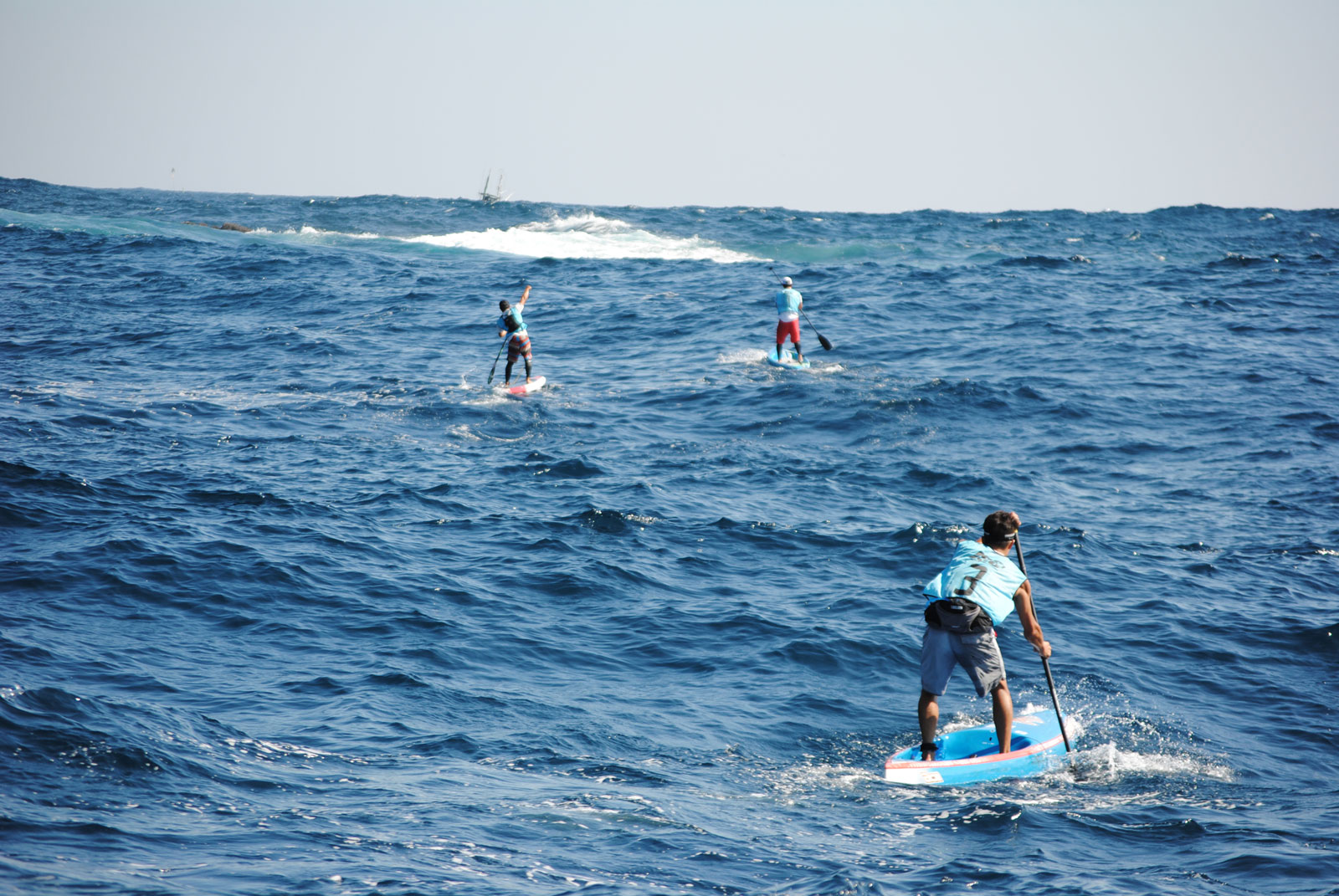 Stand Up Paddle Boards >> Travis Grant and Kenny Kaneko Tame the Wild Oceans of ...