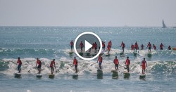 Pacific Paddle Games video 2015