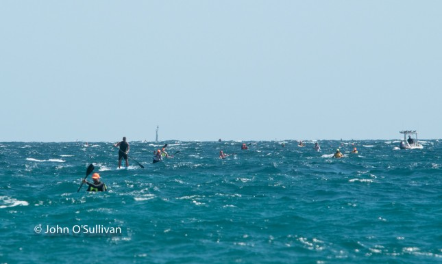 The Doctor paddle race Western Australia
