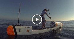 Transatlantic SUP Crossing