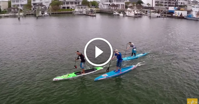 Carolina Cup stand up paddle board race 2016