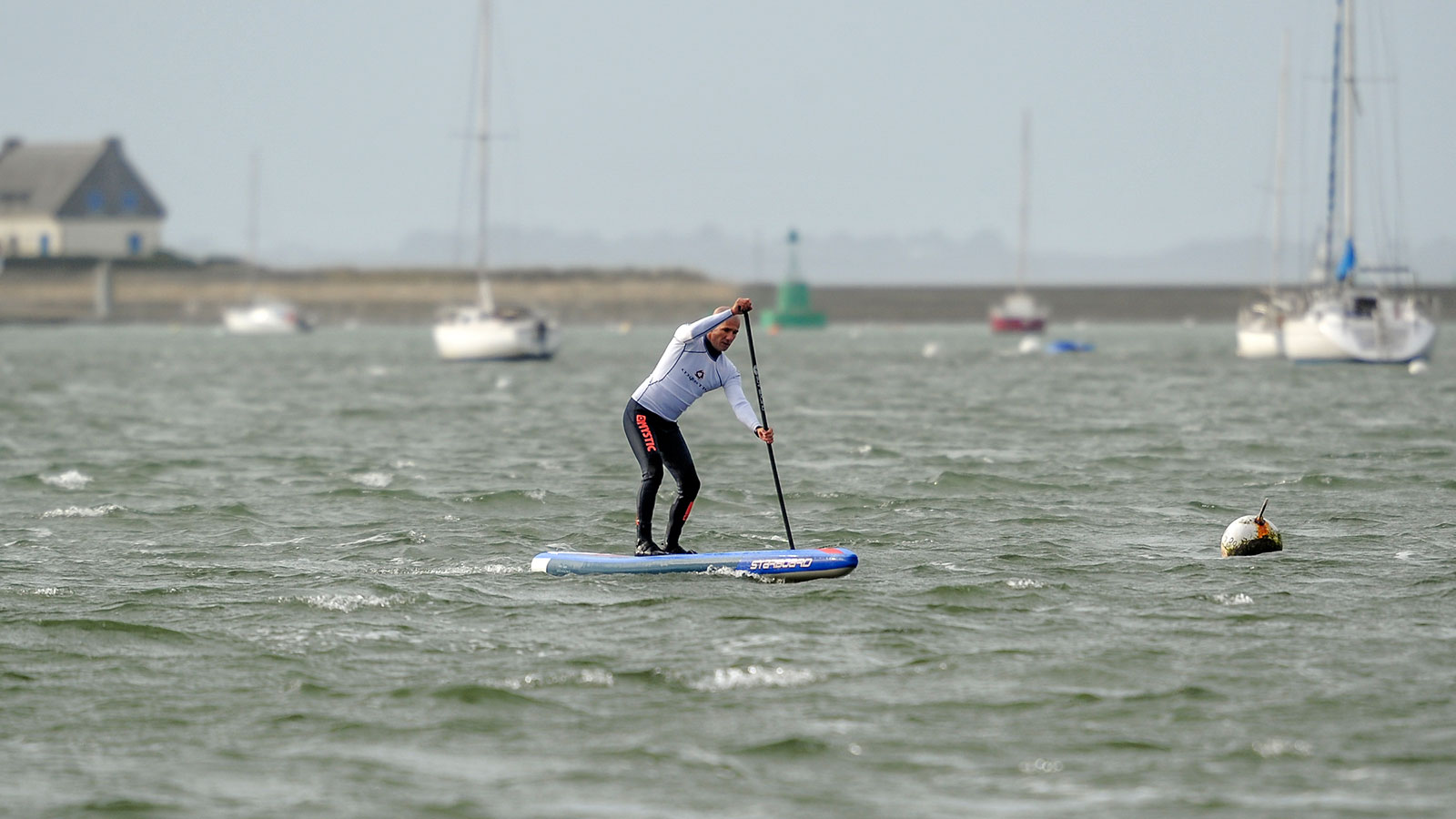 A Cold Water Review Of The Starboard Racer Deluxe