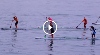 Santa Cruz Paddlefest SUP video